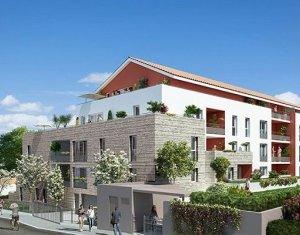 Achat / Vente appartement neuf Feyzin quartier de la Bégude (69320) - Réf. 1151