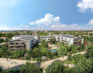 Achat / Vente appartement neuf Feyzin résidence seniors proche Parc de l'Europe (69320) - Réf. 6321