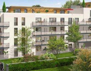 Achat / Vente appartement neuf Francheville proche parc du Grillon (69340) - Réf. 1427