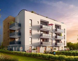 Achat / Vente appartement neuf Francheville quartier Bel Air (69340) - Réf. 353