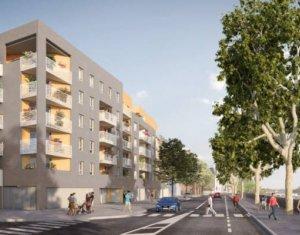 Achat / Vente appartement neuf Givors proche centre (69700) - Réf. 3826