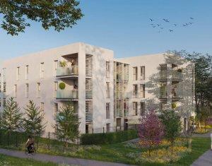Achat / Vente appartement neuf Gleizé proche centre-ville Villefranche-sur-Saône (69400) - Réf. 6144