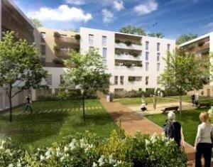 Achat / Vente appartement neuf Gleizé proche rivière Le Morgon (69400) - Réf. 4037