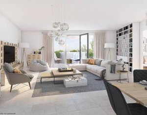 Achat / Vente appartement neuf La Tour-de-Salvagny au coeur de la ville (69890) - Réf. 5983