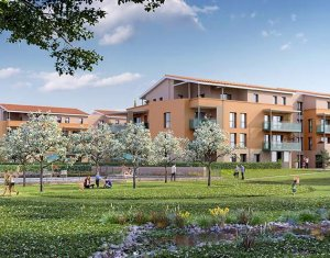 Achat / Vente appartement neuf Lozanne nord-ouest de Lyon (69380) - Réf. 1781