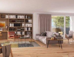 Achat / Vente appartement neuf Lyon 03 à deux pas du métro (69003) - Réf. 4738