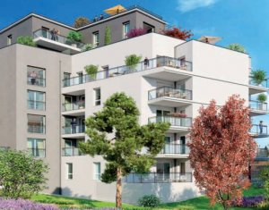Achat / Vente appartement neuf Lyon 07 à deux pas des transports (69007) - Réf. 4751