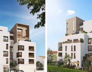 Achat / Vente appartement neuf Lyon 08 à deux pas du tramway T6 (69008) - Réf. 6147
