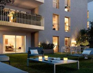 Achat / Vente appartement neuf Lyon 08 à quelques pas du métro (69008) - Réf. 4354