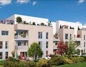 Achat / Vente appartement neuf Lyon 08 au pied du tramway T4 (69008) - Réf. 4912
