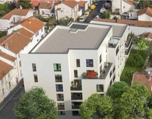 Achat / Vente appartement neuf Lyon 08 proche transports (69008) - Réf. 4407
