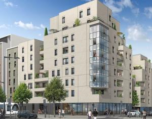 Achat / Vente appartement neuf Lyon 08 quartier Monplaisir (69008) - Réf. 3499