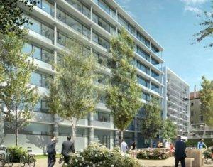 Achat / Vente appartement neuf Lyon 2 quartier de la Confluence (69002) - Réf. 668