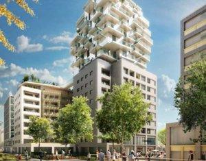 Achat / Vente appartement neuf Lyon 3 proche centre commercial Part-Dieu (69003) - Réf. 1830