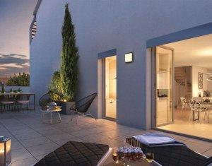 Achat / Vente appartement neuf Lyon 4ème, Croix-Rousse (69004) - Réf. 864