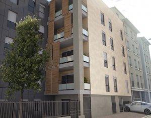 Achat / Vente appartement neuf Lyon 7 proche Jean-Macé (69007) - Réf. 2557