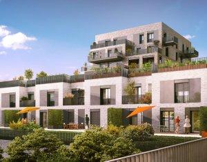 Achat / Vente appartement neuf Lyon 7 quartier Gerland (69007) - Réf. 1253
