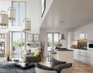 Achat / Vente appartement neuf Lyon 7 ZAC des Girondins (69007) - Réf. 2673