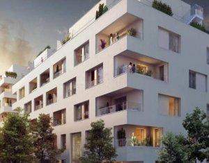 Achat / Vente appartement neuf Lyon 8 proche futur T6 (69008) - Réf. 2742