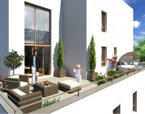 Achat / Vente appartement neuf Lyon 8 proche Maison de la Danse (69008) - Réf. 1902