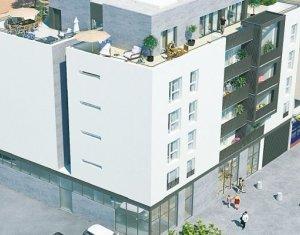 Achat / Vente appartement neuf Lyon 8 proche transports et commerces (69008) - Réf. 1563