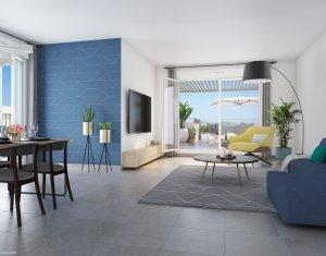 Achat / Vente appartement neuf Lyon 8 proches des transports (69008) - Réf. 3890