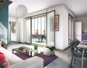 Achat / Vente appartement neuf Lyon 8 quartier résidentiel de Monplaisir (69008) - Réf. 756