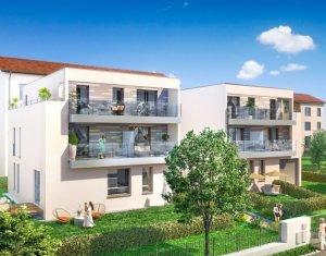 Achat / Vente appartement neuf Lyon 9 proche quais de Saône (69009) - Réf. 713