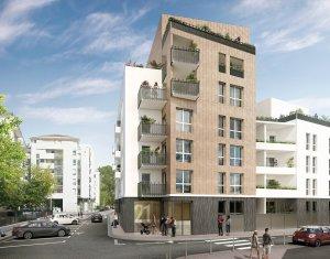 Achat / Vente appartement neuf Lyon 9 quartier Valmy (69009) - Réf. 1366