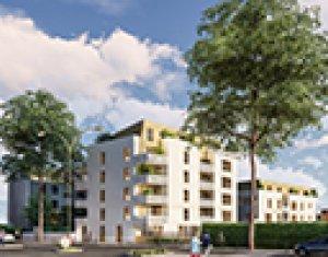 Achat / Vente appartement neuf Lyon à 500 mètres du tramway T4 (69008) - Réf. 3887