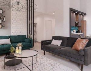 Achat / Vente appartement neuf Lyon au coeur du quartier Point du Jour - Aqueducts (69005) - Réf. 4276
