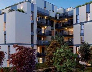 Achat / Vente appartement neuf Lyon Croix Rousse proche métro Hénon (69004) - Réf. 1833