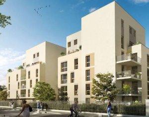Achat / Vente appartement neuf Lyon quartier Audibert-Moulin à vent (69008) - Réf. 4138