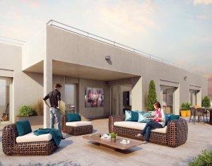 Achat / Vente appartement neuf Lyon quartier Gerland (69007) - Réf. 2238
