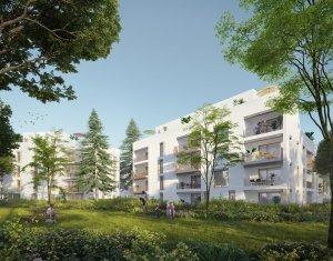 Achat / Vente appartement neuf Lyon quartier Ménival-Battières-La Plaine (69005) - Réf. 1687