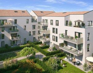 Achat / Vente appartement neuf Neuville-sur-Saône proche de l'hyper centre (69250) - Réf. 2757