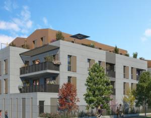 Achat / Vente appartement neuf Neuville-sur-Saône proche parc d'Ombreval (69250) - Réf. 5508