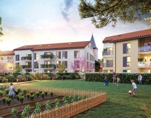 Achat / Vente appartement neuf Rillieux-la-Pape au coeur du village de Vancia (69140) - Réf. 6093