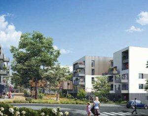 Achat / Vente appartement neuf Rillieux-la-Pape proche centre-ville (69140) - Réf. 358
