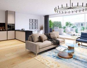 Achat / Vente appartement neuf Rillieux-la-Pape sur la place de Crépieux (69140) - Réf. 6273