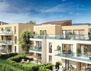 Achat / Vente appartement neuf Saint-Cyr-au-Mont-d'Or proche centre (69450) - Réf. 1207