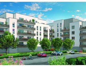 Achat / Vente appartement neuf Saint-Fons proche gare (69190) - Réf. 561