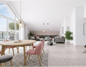 Achat / Vente appartement neuf Saint-Fons proche gare TER (69190) - Réf. 3508