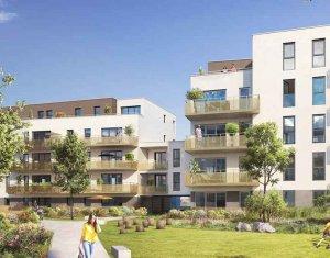 Achat / Vente appartement neuf Saint Priest au sud de Lyon (69800) - Réf. 2065