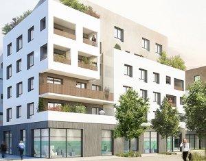 Achat / Vente appartement neuf Saint-Priest proche centre (69800) - Réf. 1795