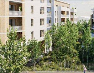Achat / Vente appartement neuf Saint-Priest proche centre-ville (69800) - Réf. 3556