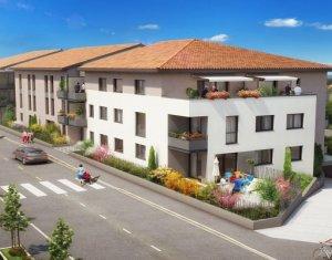 Achat / Vente appartement neuf Sainte-Foy-Lès-Lyon proche Aqueduc de Beaunant (69110) - Réf. 573