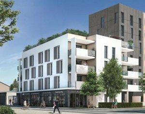 Achat / Vente appartement neuf Sainte-Foy-lès-Lyon proche clinique Charcot (69110) - Réf. 1479