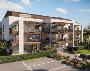 Achat / Vente appartement neuf Sathonay-Camp centre (69580) - Réf. 5763