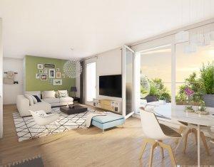 Achat / Vente appartement neuf Sathonay-Camp quartier Castellane (69580) - Réf. 794